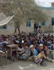 School in Kabul