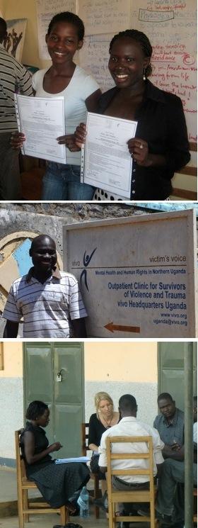 Uganda April 2011