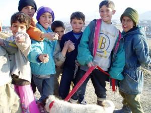 Kinder in Afghanistan